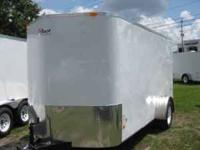 new 2011 Pace 6x10 single axle enclosed trailer, 6'6""