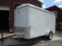 2005 6x12 Cargo Trailer. used very little, excellent
