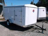 TrailersPlus Olympia has a large variety of trailers in