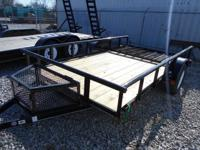 New _ 6x12 STK # 4954 _____ trailer for sale with