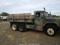 6X6 Military Duce and a Half Truck. 2 1/2 Ton