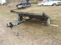 I HAVE A TILT 6X8 TRAILER JUST BOUGHT BUT FOUND OUT