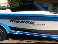 I'm selling my 1990 Malibu euro F3 LX215 its 21.5 feet