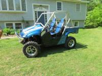 2004 Rhino 660 4x4. Runs and looks excellent. Needs
