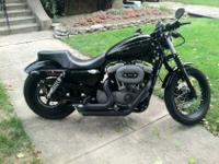 This is my 2008 Harley Davidson Nightster up for sale
