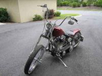 Brand New custom Bobber! Assembled in October 2010 and