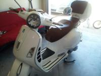 2012 Vespa GTS 300 IE Super Piaggio Scooter for sale