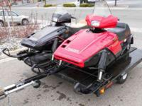 I have many snowmobiles for sale in Carson City ranging