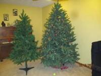 Trim a Tree Piedmont Fir 7 1/2 ft . THE BIG TREE IS THE