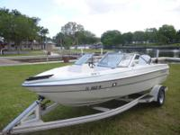 1994 SunBird 170 , Beautiful Dual Console with fore snf