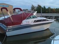 Freshwater 1986 Wellcraft Aft Cabin 26 Foot with