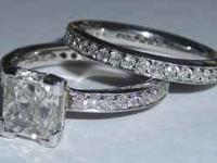 VVS1 diamond ring PLATINUM for sale contact us:1  websl