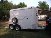 THIS IS A 7' USED TRAILER----CALL--SAM--803--972--0900