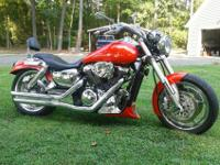2005 Kawasaki Mean Streak in excellent condition.