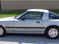 1984 Mazda RX7 GSL-SE in Excellent Condition. 5 Speed,