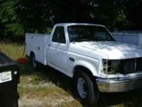 Complete truck 7.3 turbo diesel. Auto trans. . Has good