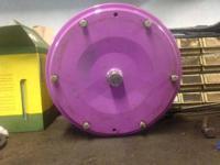 Precision Industries Triple Disc Torque Converter for