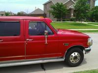 NONE nicer for the monrey...1995 Ford F350, DRW,