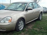 We have a really nice Ford Five Hundred SEL for sale!!!