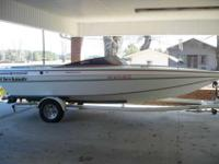 1991 Checkmate PersuaderLength-21'nine feetMotor-Chevy