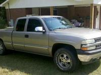 2000 Chevy 1500 two wheel-drive, little under 160k