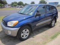 2003 Toyota RAV4 with 146,000 miles, ice cold AC, power
