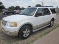 2005 Ford Expedition with 130,000 miles, ice cold AC,