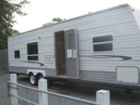 Up for auction is a 2006 Jayco 30ft. travel