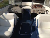 Very Clean and well-maintained 2002 Bayliner Capri