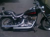 99 Softail Standard FXST. This bike is in great