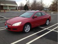 Im selling my 2004 Honda Accord ex coupe. It has 138000