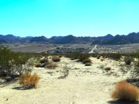 $7,500  @Pipeline Road, Joshua Tree, CA 92252