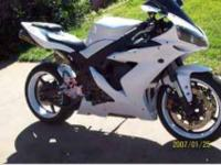 I have for sale a 2004 Yzf R1, never been abused, never