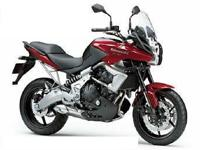 2011 Kawasaki Versys 650. Sport Adventure.This bike is