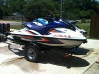 Up for sale are my two Yamaha Waverunners and NEW