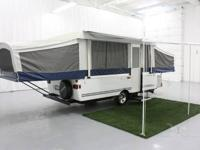 2007 Coleman Fleetwood popup Ideal open camping with