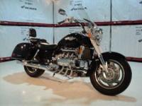 Check out this super-clean 1999 Honda Valkyrie F6 C!