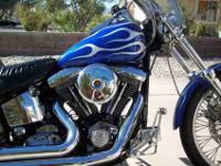 For Sale or trade a 1997 HARLEY DAVIDSON FXSTC SOFTAIL