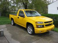 I am selling my 2004 Chevy Colorado. I am the original