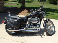 2007 Harley Davidson Sportser 1200 Custom. This is the