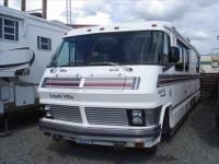 Auto, Chevrolet 454, 6 Gal Hot Water Tank, Tow Package,