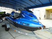This is a beautiful 2007 Seadoo GTX Ltd . This machine