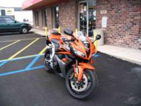 2008 Honda CBR CBR600RR $7999 3881 Miles Absolutely