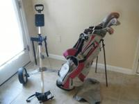 Decluttering the garage! Armour Ti/100 PO Adamsgolf