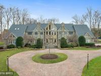Magnificent Potomac Estate, gated, in a private idyllic