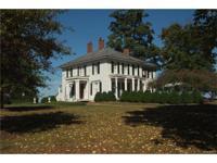 Historic Winterham (Ca 1855) features unique