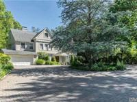 Magnificent, C/H Colonial In Hewlett Bay Park For