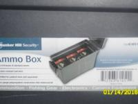 Model 6145 holds 6 to 8 boxes of standard