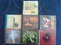I am selling 7 Christian music cds. All cds are in good