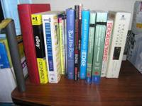 College TEXT Books FOR sale, more than 1 TITLE is
